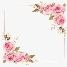 Blanco y rosa para variar