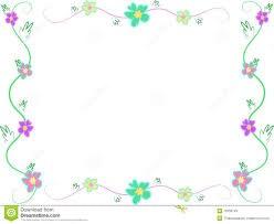 Marco de flores lila y verde turquesa con transparencias
